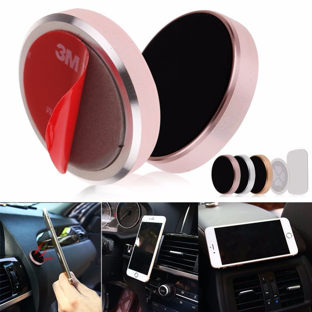 Universal Magnetic Support <font><b>Cell</b></font> <font><b>Phone</b></font> Car <font><b>Dash</b></font> Holder Stand <font><b>Mount</b></font> For iPhone 5 6 7 for samsung xiaomi Car mounted magnet stands