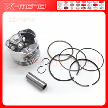 Brand-new  GENUINE YINXIANG YX140 56mm PISTON KIT 13MM PIN RINGS YX140 140CC pit  bike  ATOMIK BIKE