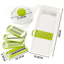 Multi Functional Kitchen Slicer