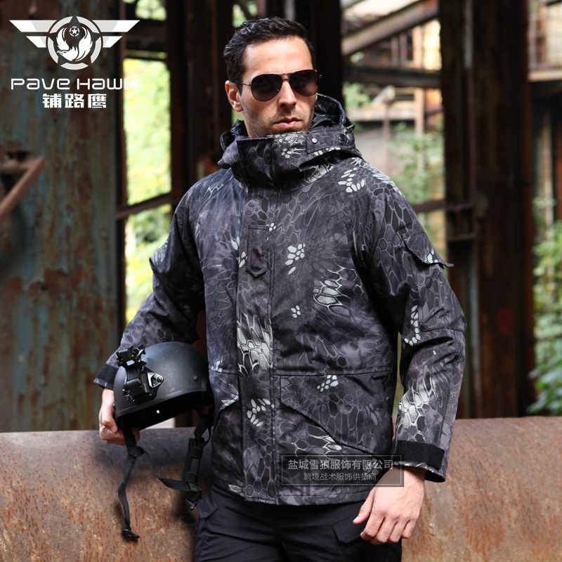High Quality J8 Hiking Jacket Men Softshell Fleece Outdoor Sports Military Tactical Trekking Hunting Waterproof Rain Coat Women