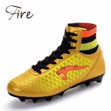 Утки футбольные мужчина загрузки бутсы человек футбол спортивная новые обувь женщины