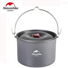 Naturehike Outdoor Large 4L Cooking Pot