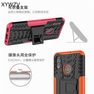 Image 5 - Huawei P Smart 2019 Case Shockproof Armor Rubber Hard Case For Huawei P Smart 2019 Cover Huawei P Smart 2019 Kickstand Fundas ^