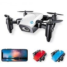 S9 S9W S9HW Foldable RC Mini Drone Pocket Drone Micro RC Hel
