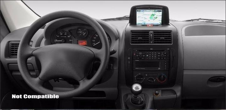 Radio Jumpy/Pengiriman/Berlingo-Mobil Player Berbelanja 3