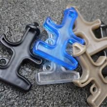 Мини защита Stinger Защита тактический инструмент безопасности Нейлон Пластик Сталь Открытый EDC инструмент персональный защитный