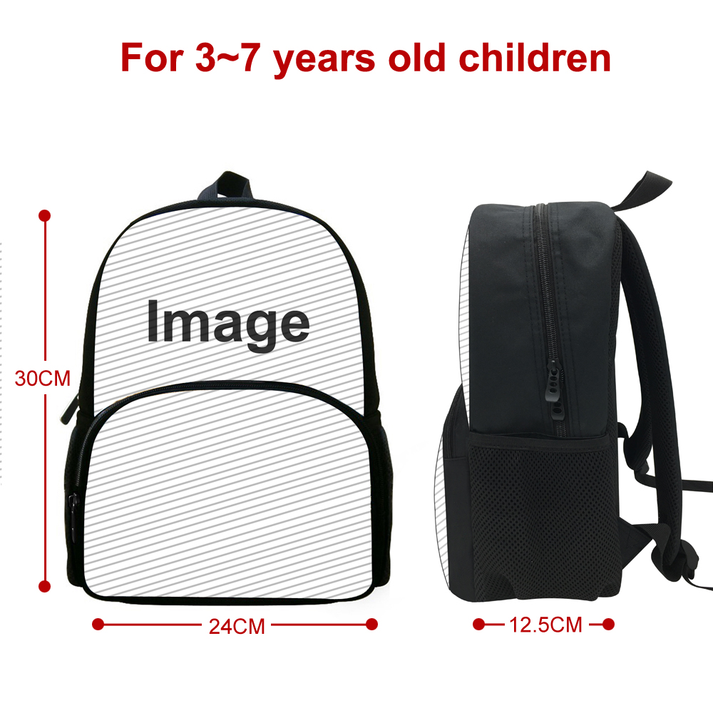 Schooltas Populaire cartoon Kids Fashion Kind 12 Peuter inch Mochila Sq4wxYAO