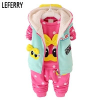 2014 Fashion Baby Clothes For Girls Hello Kitty Children S Winter Clothing Sets Toddler Snowsuit Zipper