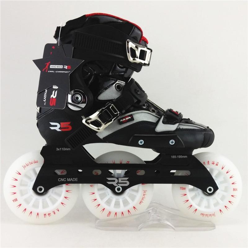 Highest Quality Flashing wheels 110mm Men Women's Inline ...