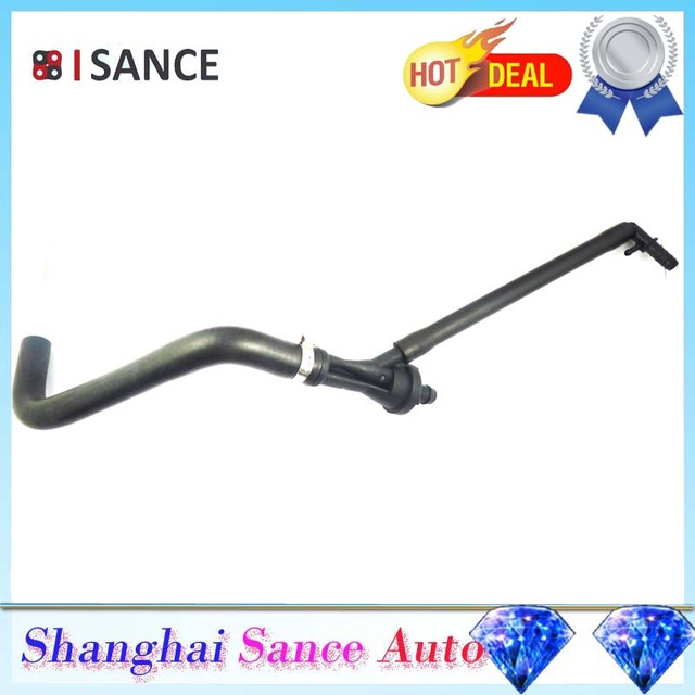 Isance Vacuum Valve Sucking Jet Pump Intake Manifold To Brake Booster Hose 11617545382 For Bmw
