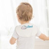 Baby bibs burp Cloths or slabbetjes bavoir scarf to newborns children to prevent sweaty from clothes baby absorb sweat towel