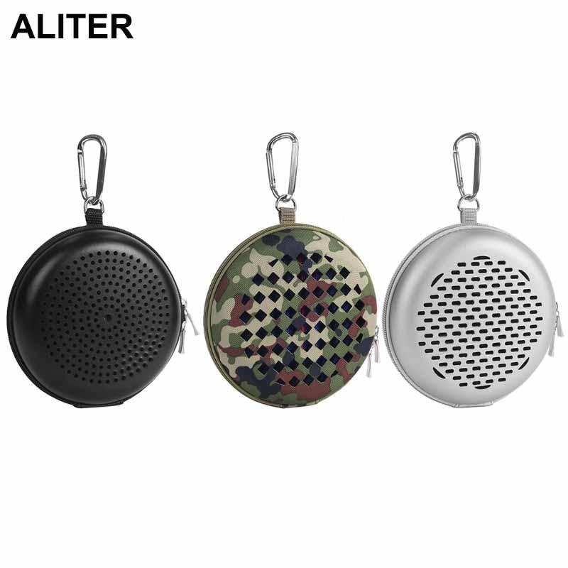 Portable Zipper Hard Case Bag For Ultimate Ears UE ROLL 360 or UE Roll 2 Speaker