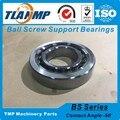 BS4090TN1 P4 угловой контактный шариковый подшипник (40x90x20 мм) TMP бренд высокой жесткости шариковый винт опорный подшипник
