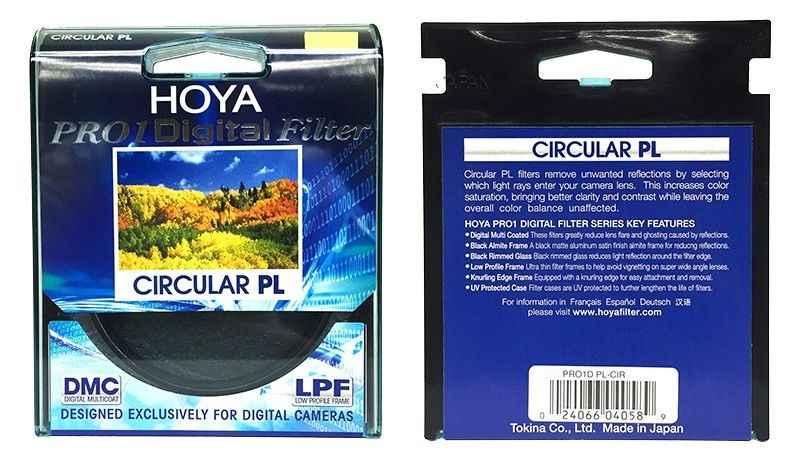 HOYA PRO1 dijital CPL filtre polarize Lens filtre koruyucu 49mm/52mm/55mm5 8mm/62mm/67mm/72mm/77mm/82mm