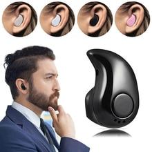 GETIHU Bluetooth Earphone Mini Wireless in ear Buds Earpiece Cordless Hands free Headphone Sport Stereo Headset Earbud Phone