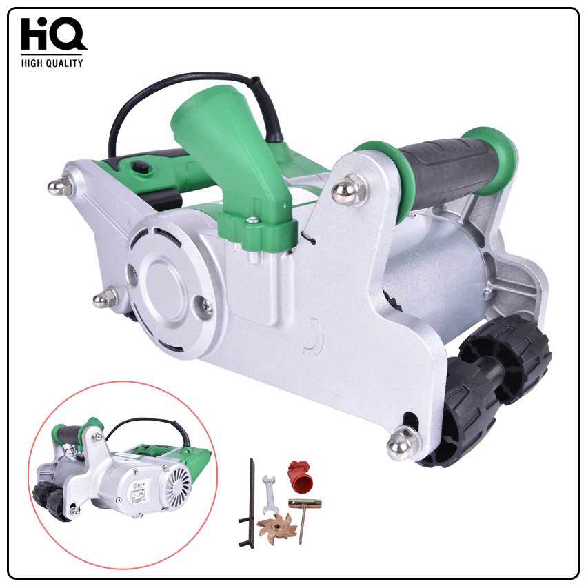 Wall Chaser Machine 1100 Watt 35MM Industrial Wall Groove Cutting Machine /online slot machine Slotting machine 2000r/min 220V цена