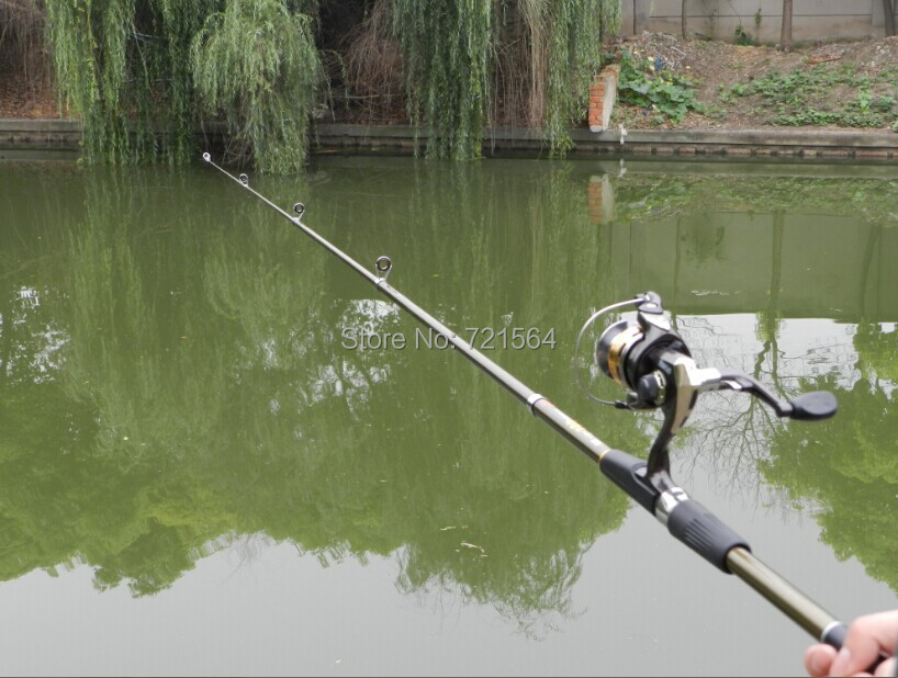 aliexpress : buy 2.1m 3.6m long carp fishing rods river/ lake, Fishing Reels