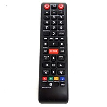 Remote Control FOR SAMSUNG AK59-00145A LCD LED HDTV BDE5700 BDE5900 BDES6000 BD-EM57 BD-EM57/ZA Blu-Ray DVD Player for NETFLIX цена