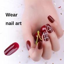 Hot sale Nail Art Stickers DIY Manicure Decoration Decals Accessories Fashion for Women все цены