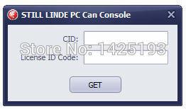 STILL & LINDE PC Can Console keygen+software [unlock]