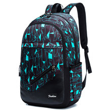 Print School Bags Waterproof Large Backpack For Teenage Bagpack High School Backpacks For Boys Girls Student Mochila Travel Bag(China)