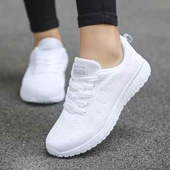 Basket Femme 2019 Hot Sale Women Casual Shoes Breathable Mesh Sneakers Trainers chaussures femme zapatos mujer Tenis Feminino - DISCOUNT ITEM  42% OFF All Category