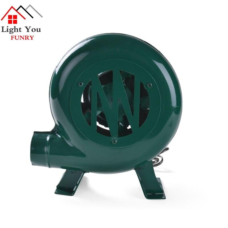 Aletler'ten Körükler'de 110 V 250 V AC 150W ev küçük barbekü yanma sobası santrifüj fan steamifier yüksek elektrikli fan title=