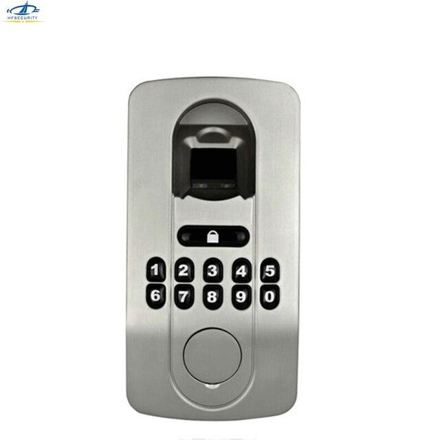 Hfsecurity Digital Biometric Fingerprint Door Lock Keypad Access