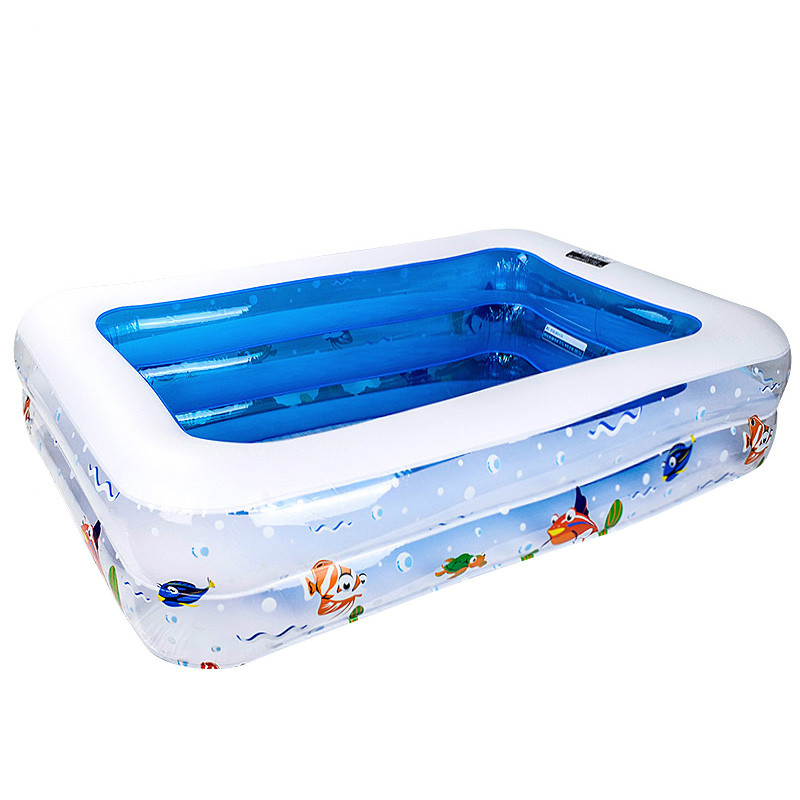Thicker Version Deluxe Edition Children SwimmingPool Inflatable Play Water Pool Children's Play Pool Large Sea Pool zenfone 2 deluxe special edition