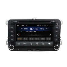 KLYDE 7″ 2 Din Android 8.1 Car Radio For SKODA Octavia II III FABIA SUPERB 2005-2010 Car Audio Car Stereo Multimedia Player