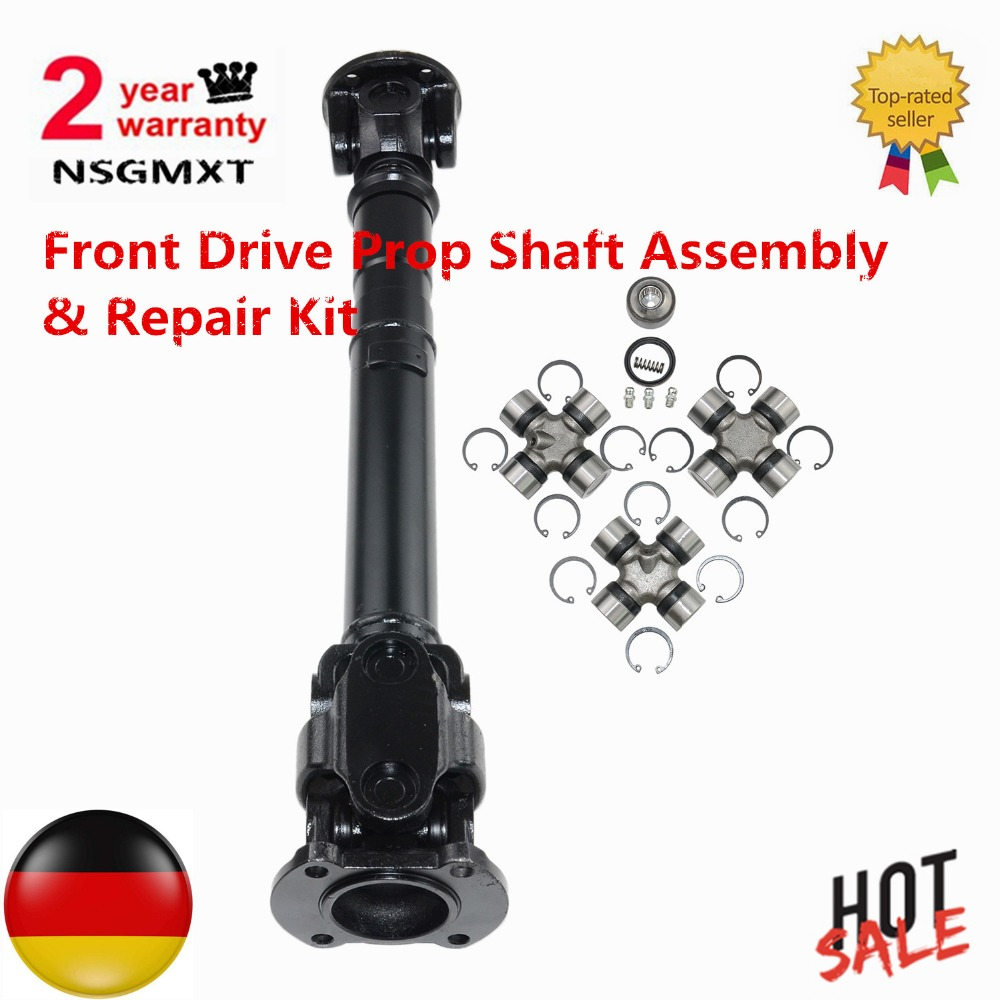 AP01 Front Drive Prop Shaft Assembly & Kit di Riparazione 1999-2004 Per Land Rover Discovery 2 TVB000110 TVB000100 TVB100370 FTC5320AP01 Front Drive Prop Shaft Assembly & Kit di Riparazione 1999-2004 Per Land Rover Discovery 2 TVB000110 TVB000100 TVB100370 FTC5320
