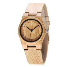 Luxury Brand Women Wood Watches