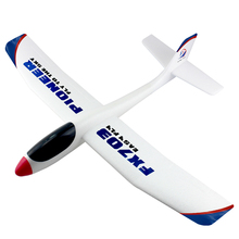 Hand Launch Throwing Glider Aircraft Inertial Foam EVA Airplane Toy Plane Model outdoor fun sports