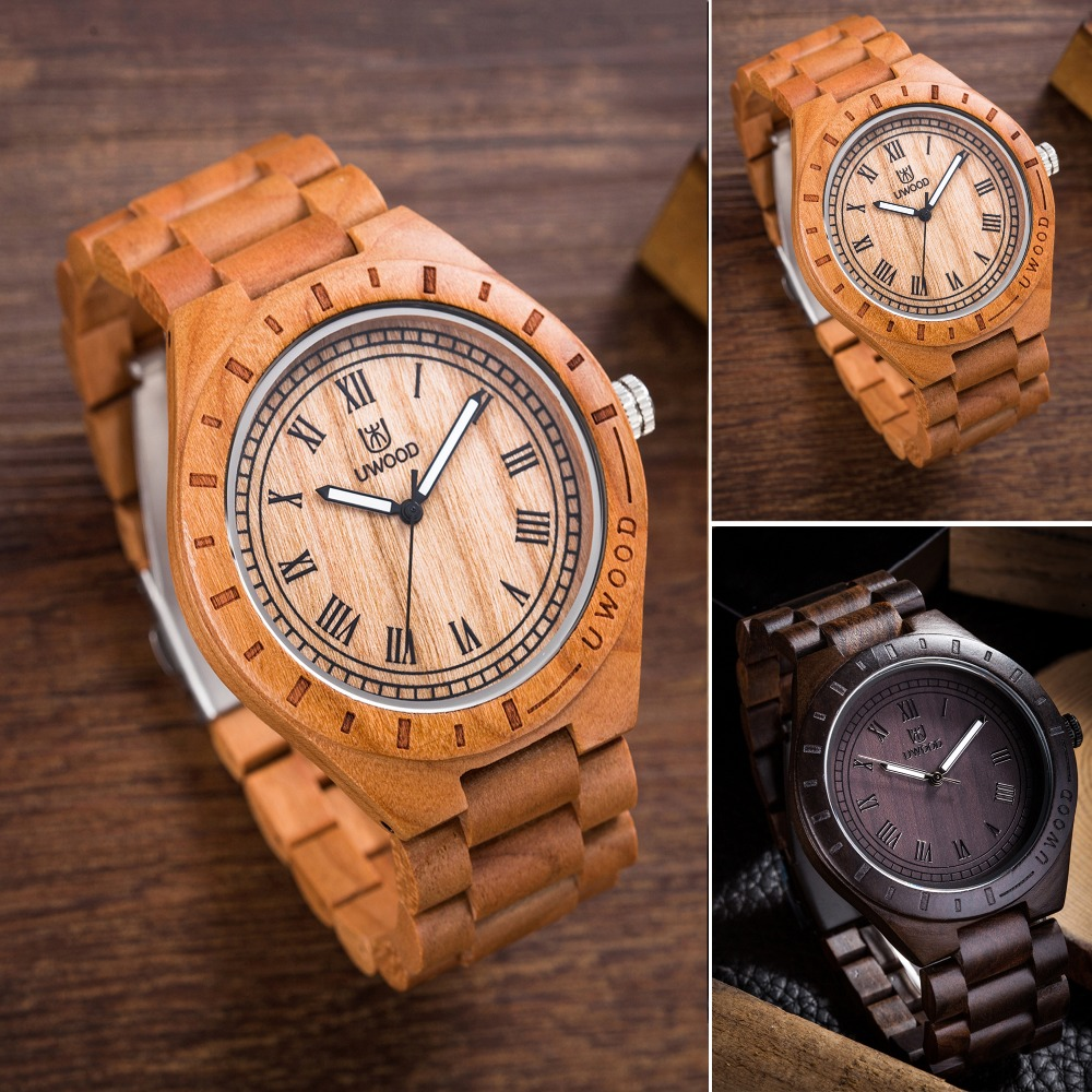 2017 Newest Man Wooden Wristwatch Brand Quartz Watch Role Men Relogio Masculino Fashion Watches Unique Gifts Retro Wood Watches free drop shipping newest hot sales 3colors brand logo men gifts retro watch quartz cloth belt wristwatch