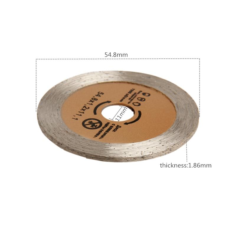 4pcs Hojas de sierra HSS Rotary Tool Hojas de sierra circular Discos - Hojas de sierra - foto 2