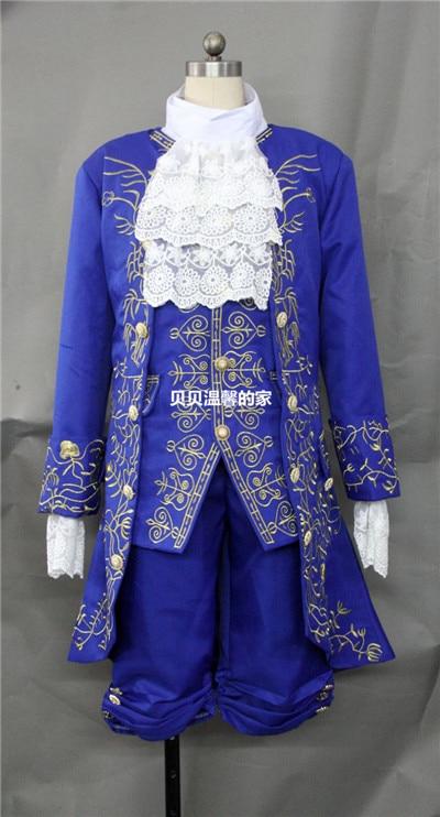 2017 Նոր կինոընկերություն Prince Adam Costume - Կարնավալային հագուստները - Լուսանկար 6