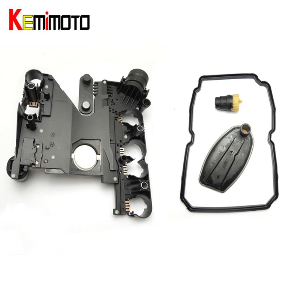 KEMiMOTO for Mercedes-Benz transmission valve body Connector Filter Gasket 1402701161 1402700861 for for Dodge Sprinter