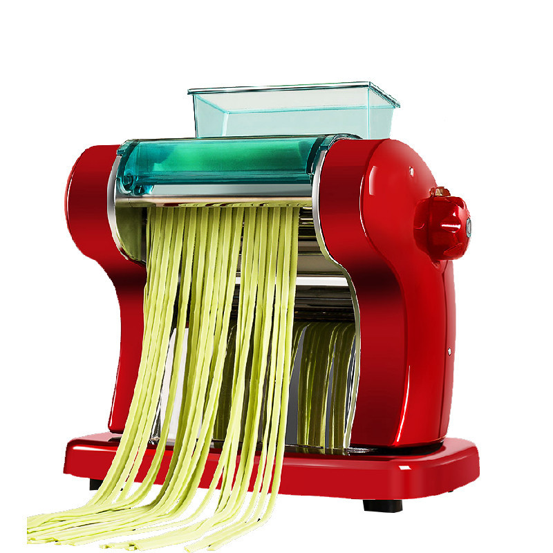 цена на Beijamei Intelligent power off household electric press noodle machine fully automatic small noodles pasta making machine