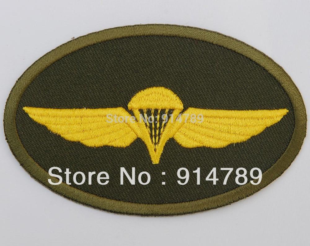 US PARACHUTE TROOPS ARM BADGE PATCH-33096