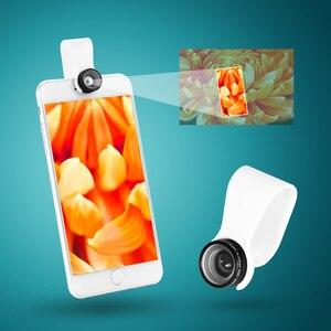 Image 4 - Lentille Macro de téléphone portable 20X lentilles Super de téléphone portable pour Huawei pour Xiaomi pour iPhone