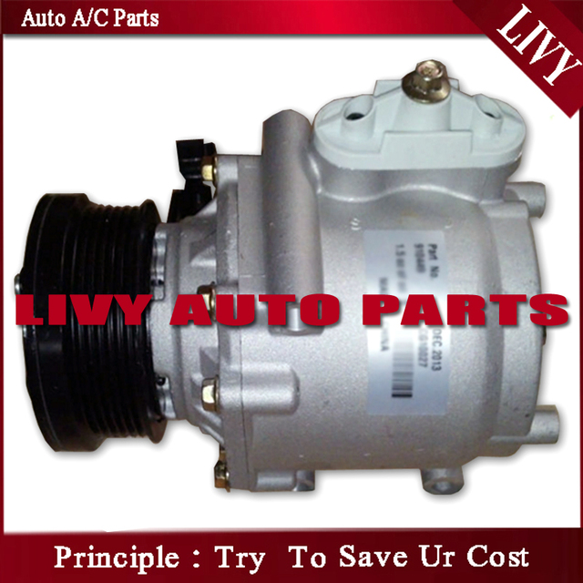 Auto Ac A C Air Conditioning Compressor For Car Ford Expedition