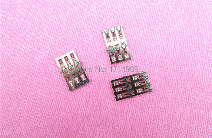 100% OEM Original Genuine Brand New SIM Card Reader Connector Replacement Parts for Xiaomi Mi4 M4