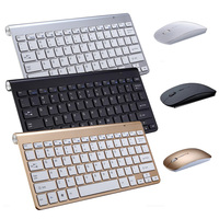 2.4G Wireless Keyboard for Mac Notebook Laptop TV box Portable Mini Keyboard Mouse Set Office Supplies for IOS Android Win 7 10