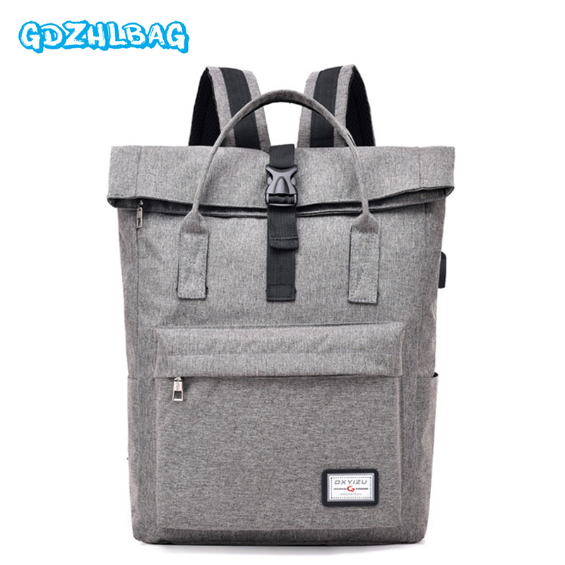 Women Anti Theft Backpack Men Oxford Travel Multifunction USB Charging Shoulder Bags Male Laptop Backpacks School Bags B287 multifunction men women backpacks usb charging male casual bags travel teenagers student back to school bags laptop back pack