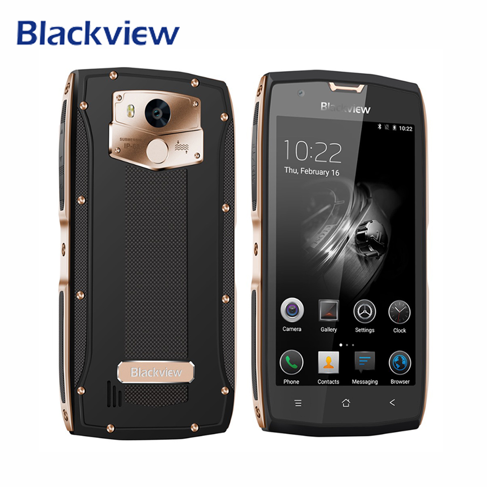 Blackview BV7000 Pro Smartphone IP68 Waterproof MTK6750T Octa Core 1 5GHz 4G RAM 64G ROM Android