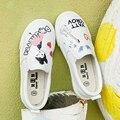 Kids shoes para niña de cuero artificial zapatillas niños chicas blanco nueva primavera 2017 niños deportes shoes girls running shoes