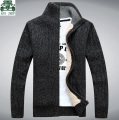 Cashmere Inner 2014 Brand Sweater Men,Afs jeep Wool Thick Male Cardigan Fashion Outwears,Men's Casual Brand Knit Outwear