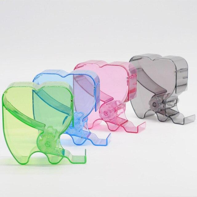 Dentist Clinic Orthodontic Cotton Roll Dispenser Holder Storage Organizer For Dental Lab Equipment