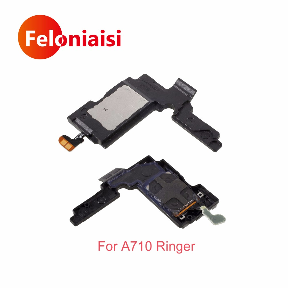 5Pcs/lot For Samsung Galaxy A7 A710 A710F 2016 Loudspeaker Loud Speaker Ringer Buzzer Sound Module Flex cable Replacement Parts