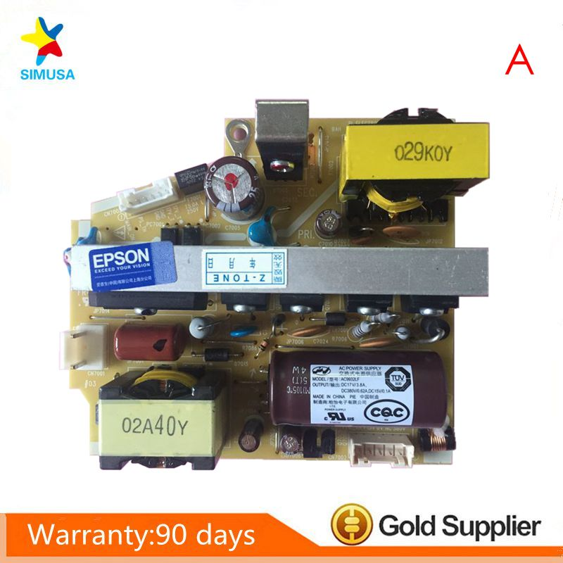 Projector main Power supply for Epson CH-TW5200/TW5210/TW5300/TW5350 AC9932LF Free shipping цены онлайн